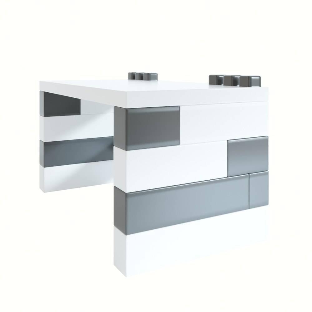 Table Basse Lego Geant bureau yaros y-furniture - casalou