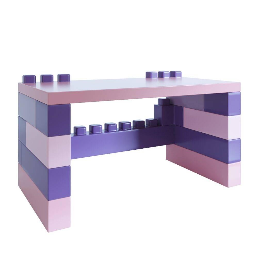 Table Basse Lego Geant bureau yossi y-furniture - casalou