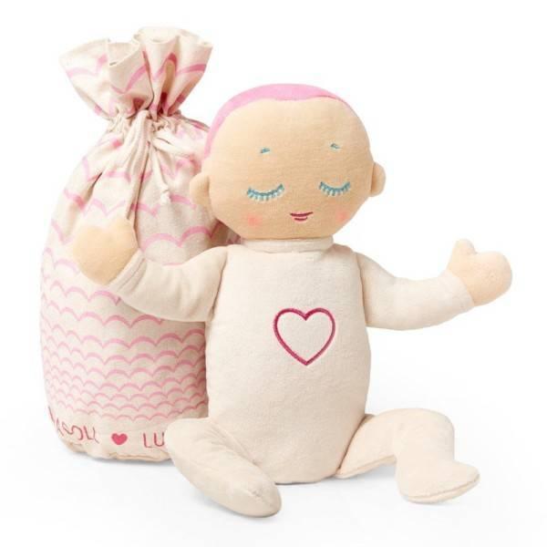 , Poupée Lulla Coral Lulla Doll