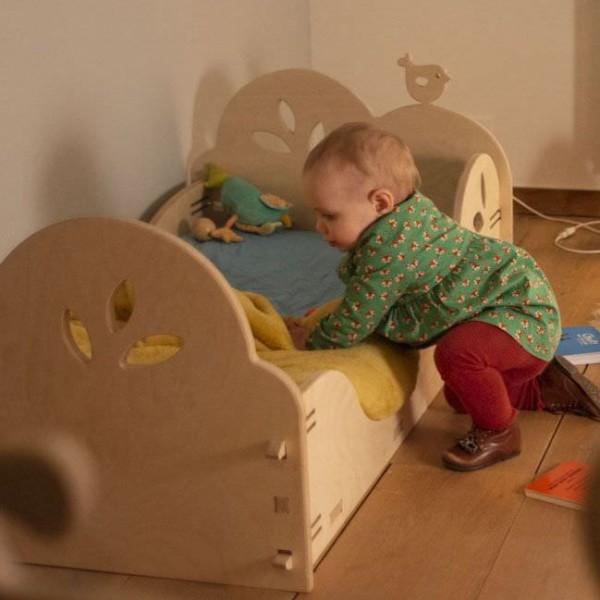 , Lit Montessori 60 x 120 cm Elysta