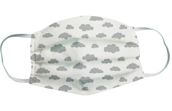 , Masque de protection enfant lavable en éponge – Set de 4 masques Fille 6-12 ans
