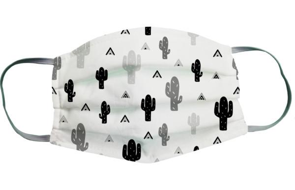 , Masque de protection enfant lavable en éponge – Set de 4 masques Garçon 6-12 ans