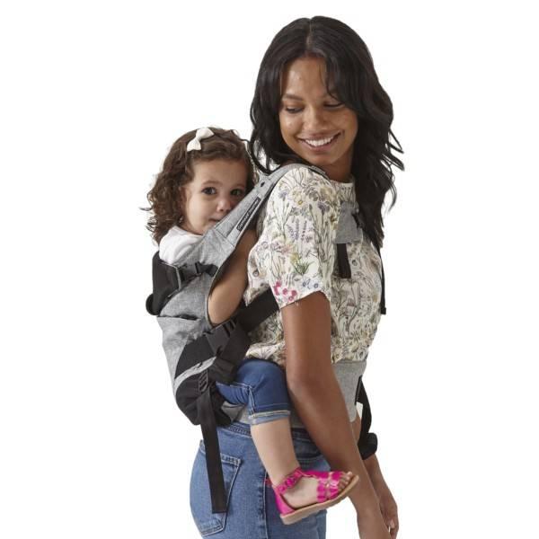 , Porte-bébé 5 en 1 Journey Gris Contours