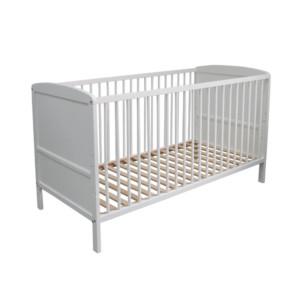 lit à barreaux blanc pour bébé