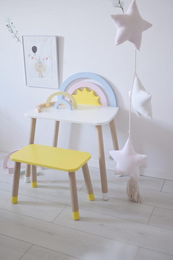 , Table Bureau Arc en Ciel de BeMini