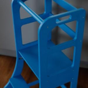 tour d'observation montessori bleue