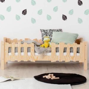 lit enfant prairie dans chambre enfant