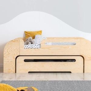 lit enfant design avec tiroir